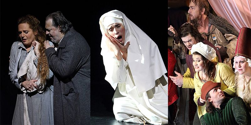 Puccini: Il Tritico