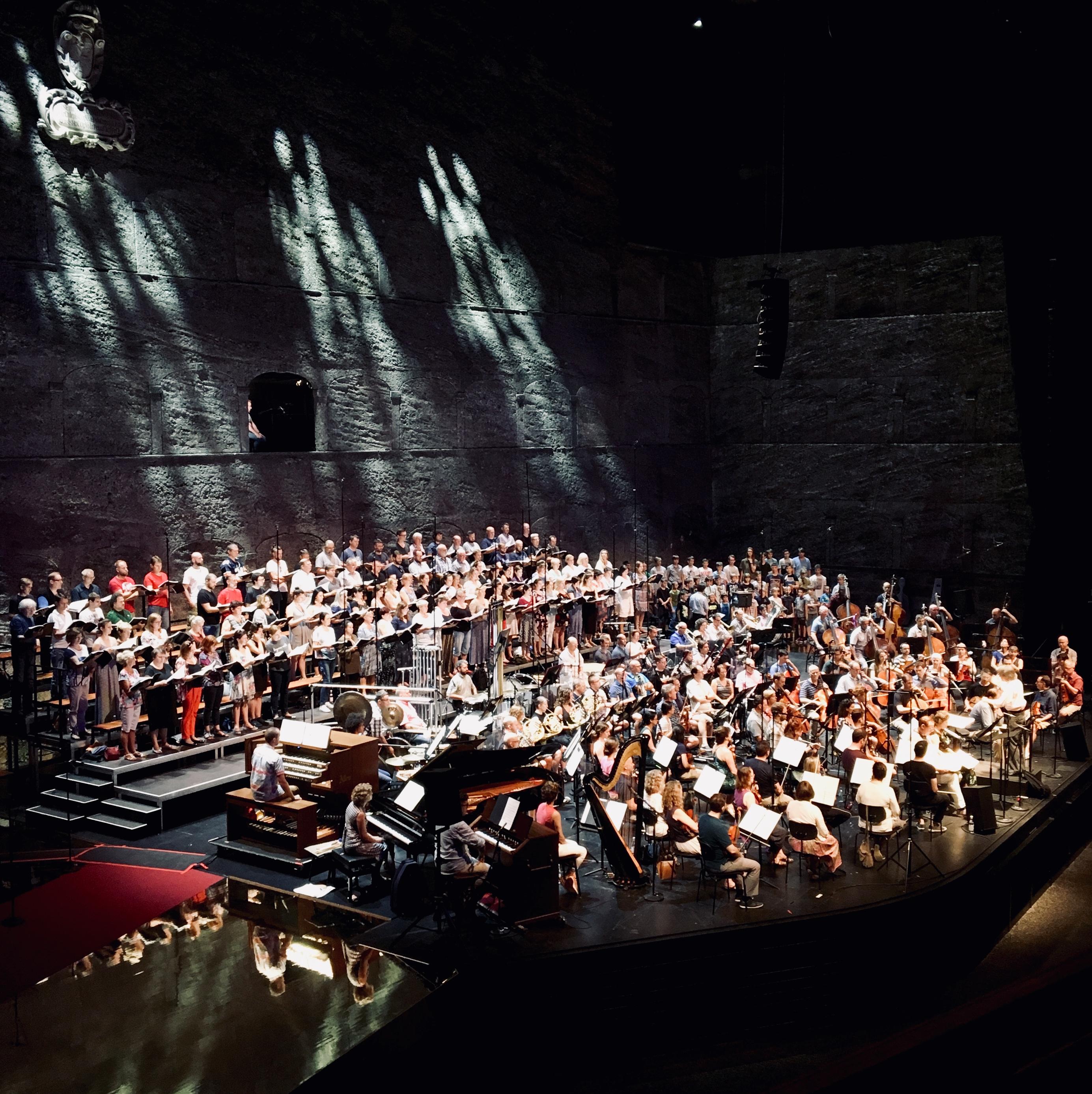 Kent Nagano: Lukaspassion mit dem Orchestre Symphonique de Montréal